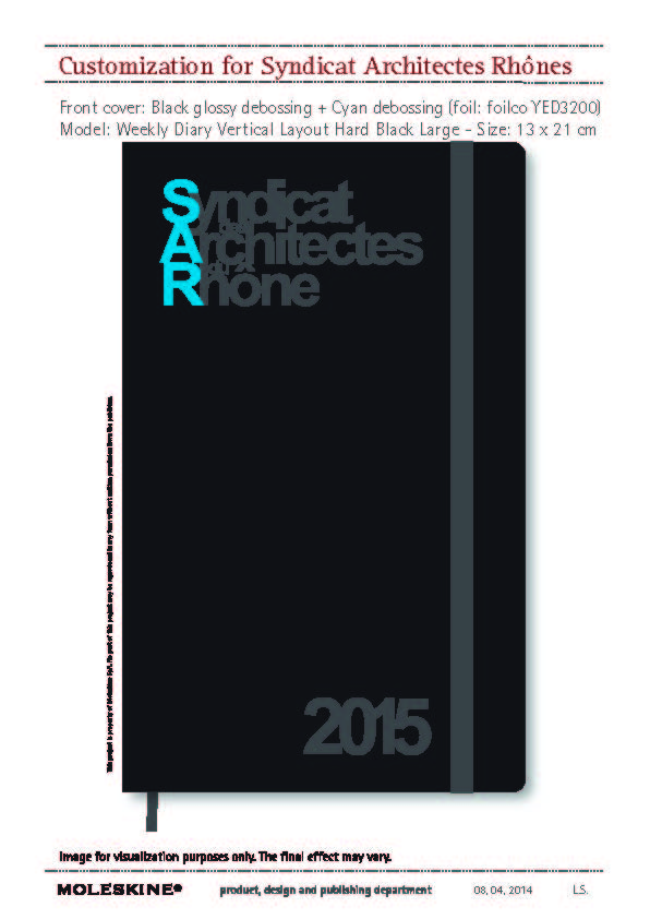 SAR 150101 Agenda 2015
