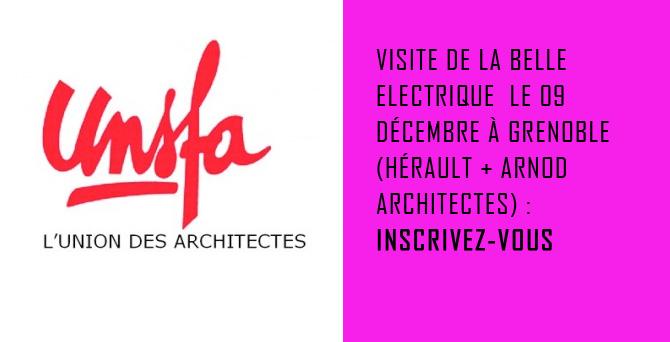 Visite La Belle Electrique à Grenoble @ La Belle Électrique à Grenoble (38) | Grenoble | Rhône-Alpes | France