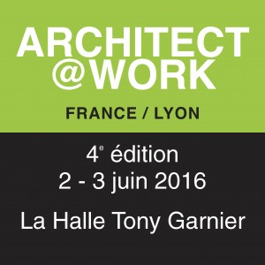 SAR 160602 Salon Architect@work - Visuel