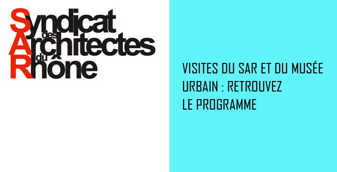 Visites du SAR et du Musée Urbain : Retrouvez le programme