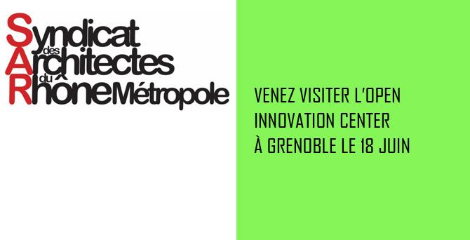 Venez visiter l'Open innovation Center à Grenoble