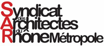 Sar69 – Syndicat des architectes du Rhone – site officiel Logo